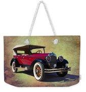 1926 Chrysler  Weekender Tote Bag