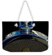 1927 Bugatti Replica Hood Ornament Weekender Tote Bag