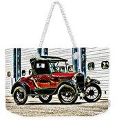1927 Model T Ford Roadster Weekender Tote Bag