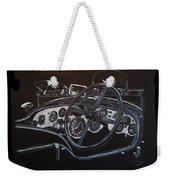 1928 Bentley Dash Weekender Tote Bag