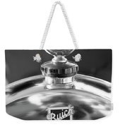 1928 Buick Hood Ornament 2 Weekender Tote Bag