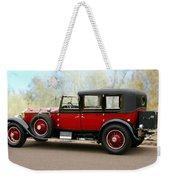 1928 Rolls-royce Phantom 1 Weekender Tote Bag