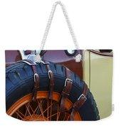 1928 Studebaker President Roadster Spare Tire Weekender Tote Bag