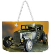 1930-31 Ford 'lakester' Coupe II Weekender Tote Bag
