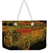 1930 Hudson Weekender Tote Bag