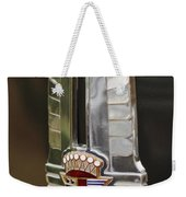 1930's Cadillac Emblem Weekender Tote Bag