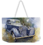 1938 Hispano Suiza J12 Weekender Tote Bag