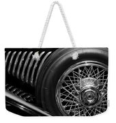 1931 Duesenberg Model J Spare Tire 2 Weekender Tote Bag