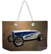 1931 Ford Convertible Hot Rod Weekender Tote Bag