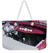 1931 Ford Dashboard Weekender Tote Bag