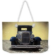 1931 Ford Model A Coupe Weekender Tote Bag
