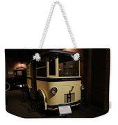 1931 Helms Bakery Truck Weekender Tote Bag