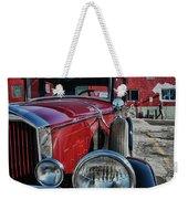 1931 Pierce Arow 3473 Weekender Tote Bag