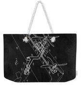 1931 Plane Patent Weekender Tote Bag