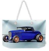 1932 Ford 'classic Hiboy' Roadster Xa Weekender Tote Bag