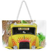 1932 Ford Five-window Coupe 'head On' I Weekender Tote Bag