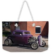 1932 Ford 'grape Soda' Coupe Weekender Tote Bag