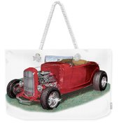 1932 Ford Hi-boy Hot Rod Weekender Tote Bag