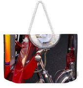 1932 Ford Hi-boy Roadster Headlight Weekender Tote Bag