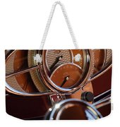 1932 Ford Hot Rod Speedometer Weekender Tote Bag