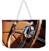 1932 Ford Hot Rod Steering Wheel 2 Weekender Tote Bag