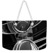 1932 Ford Hot Rod Steering Wheel 4 Weekender Tote Bag
