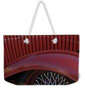 1932 Ford Hot Rod Wheel Weekender Tote Bag