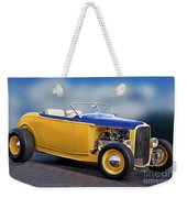 1932 Ford Roadster 'pass Side' L Weekender Tote Bag
