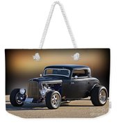1932 Ford 'silky Satin' Coupe I Weekender Tote Bag