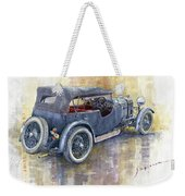 1932 Lagonda Low Chassis 2 Litre Supercharged  Weekender Tote Bag