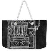 1932 Slots Patent Weekender Tote Bag