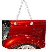 1933 Chevy Custom Roadster Weekender Tote Bag