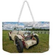 1933 Mg Sports Car Weekender Tote Bag