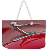 1935 Auburn Hood Ornament 2 Weekender Tote Bag