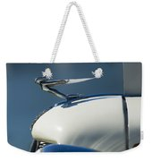 1935 Auburn Hood Ornament 3 Weekender Tote Bag