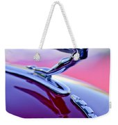 1935 Auburn Hood Ornament 4 Weekender Tote Bag