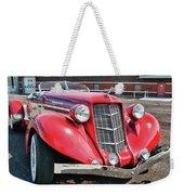 1935 Auburn Speedster 6870 Weekender Tote Bag