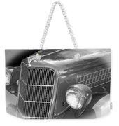 1935 Ford Sedan Grill Weekender Tote Bag