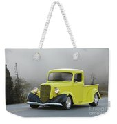 1935 Ford V8 Pickup Weekender Tote Bag