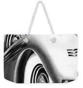 1935 Lasalle Abstract Weekender Tote Bag