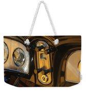 1935 Packard Console Weekender Tote Bag