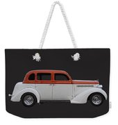 1935 Plymouth Sedan Weekender Tote Bag