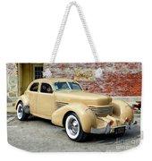 1936 Cord Weekender Tote Bag