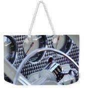 1936 Cord Phaeton Gear Shift Weekender Tote Bag