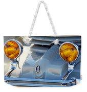 1936 Cord Phaeton Headlights Weekender Tote Bag