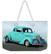 1936 Ford Coupe 1 Weekender Tote Bag