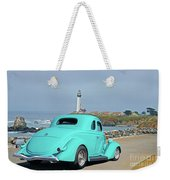 1936 Ford Coupe 'shoreline' 1 Weekender Tote Bag