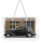 1936 Plymouth Business Coupe II Weekender Tote Bag