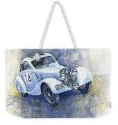 1937 Aero 750 Sport Coupe Weekender Tote Bag