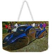1937 Bugatti Type 57 S C Atalante Coupe Weekender Tote Bag